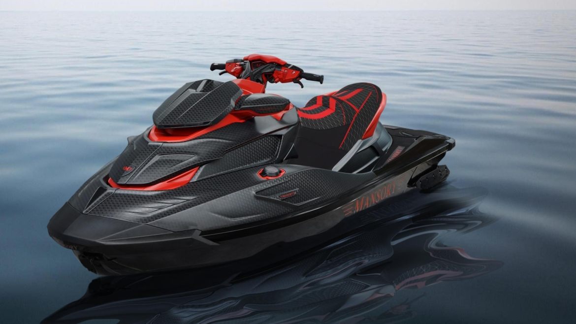 Various kinds of Jetski